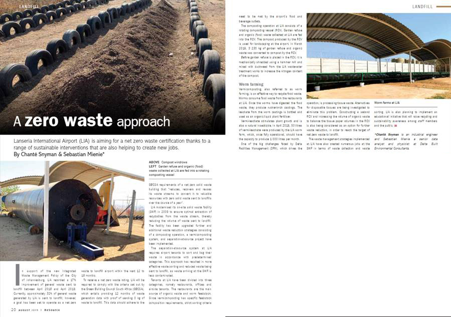 In The Press | A Zero Waste Approach