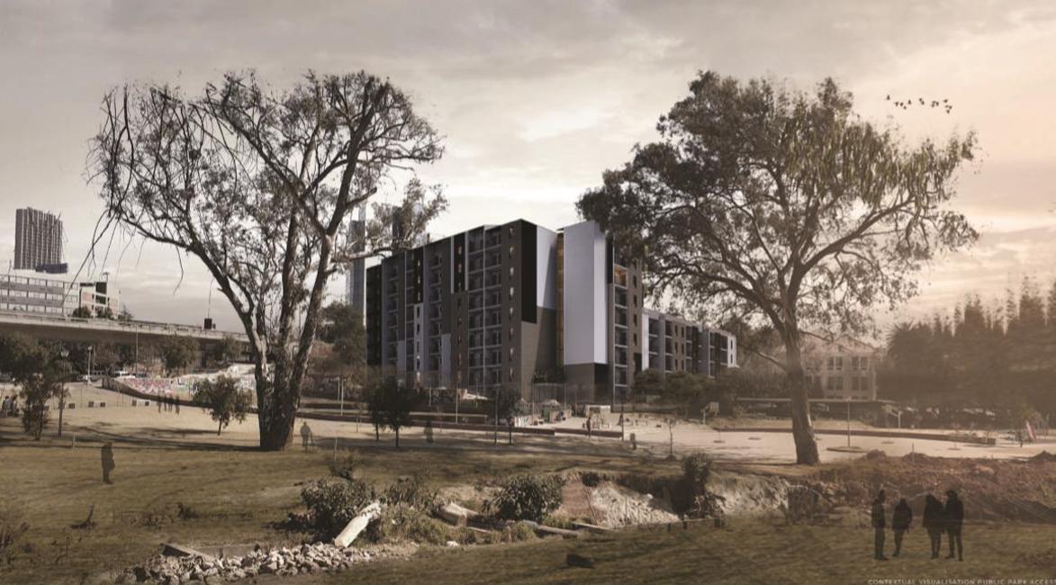 Delta BEC Milpark Social Housing