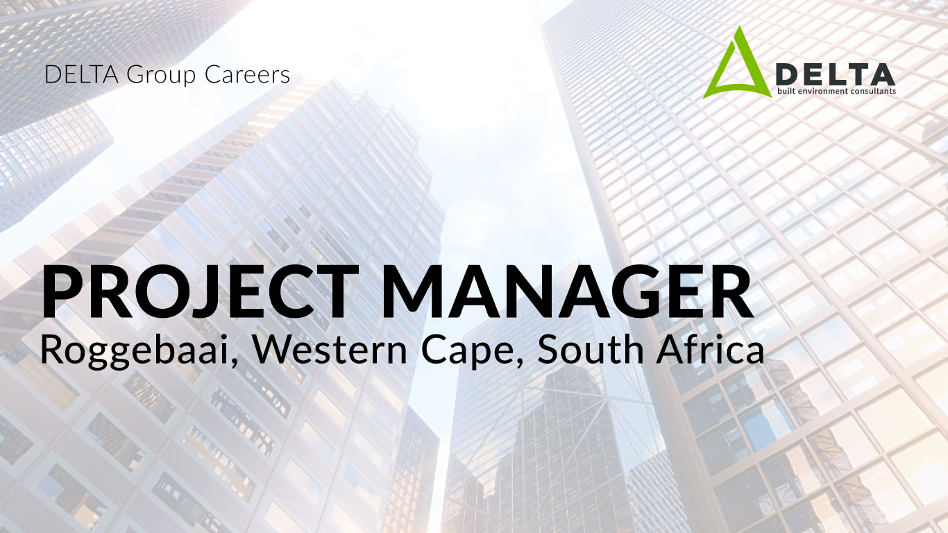 Project Manager – Delta BEC, Roggebaai, Western Cape, South Africa