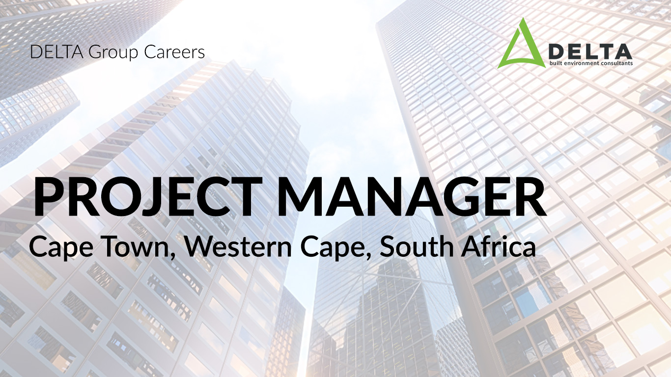 Project Manager – Delta BEC, Cape Town, Western Cape, South Africa