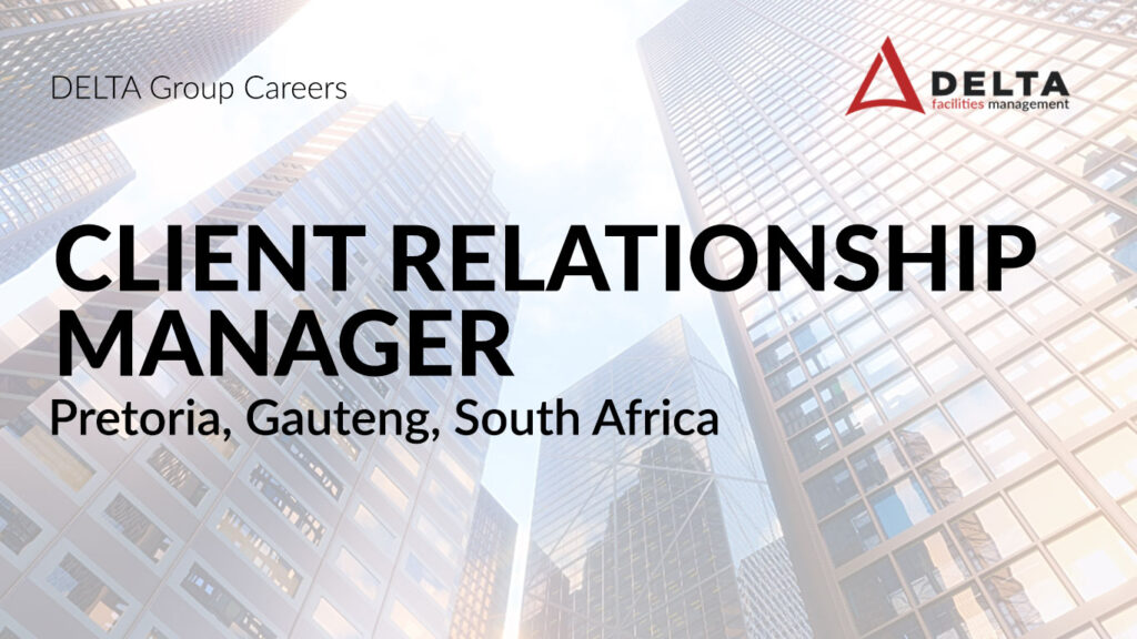 Client Relationship Manager Position